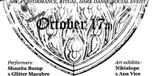 Sacred & Profane: Thursday, October 17th! (Special Event)