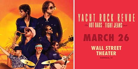 Yacht Rock Revue tickets