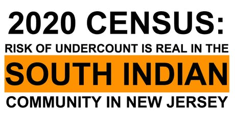 2020 Census: Discussion about the risk of undercounting among South Indians tickets