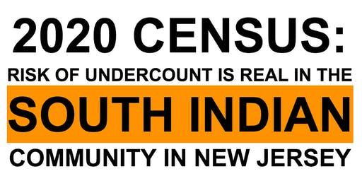 2020 Census: Discussion about the risk of undercounting among South Indians