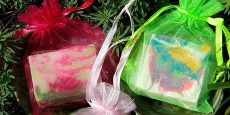 Cold Process Soap Making Basic Course 2 tickets