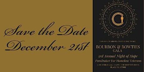 Bourbon & BowTies tickets