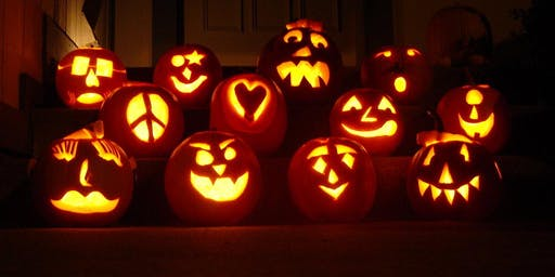Pumpkin Carving at the Walled Garden