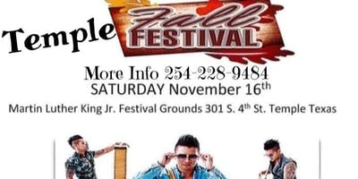 Temple Fall Festival