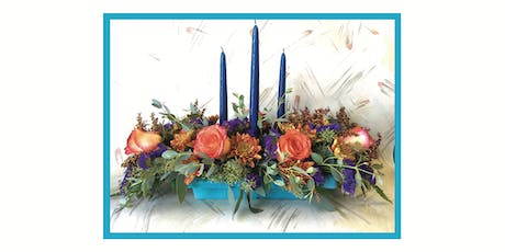 DIY Thanksgiving Centerpiece Class tickets