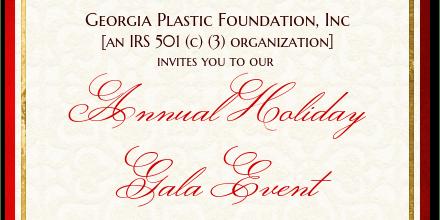 Georgia Plastic Foundation 2019 Annual Charity Holiday Gala