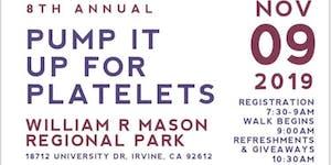 Pump It Up For Platelets 5k 2019