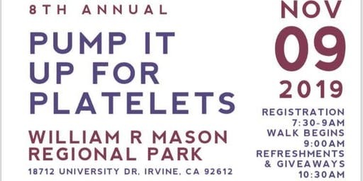 Pump It Up For Platelets 5k 2019