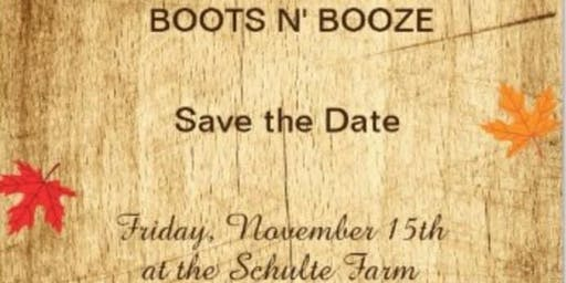 Boots and Booze