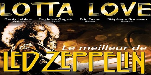 SUPPLÉMENTAIRE-Lotta Love-Le meilleur de Led Zeppelin