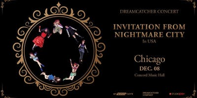 Dreamcatcher - Invitation From Nightmare City