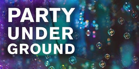 Party Underground tickets