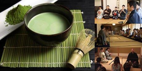 Private Japanese Tea Ceremony Demonstration @ The Secret Kyoto Garden tickets