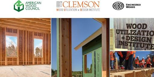 Nov 12 - Mass Timber & Conventional Wood Frame Construction  Code Update