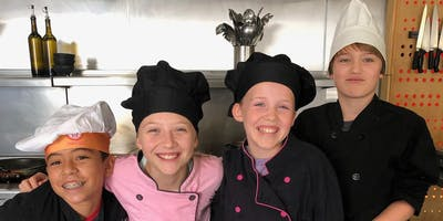Kids' Thanksgiving Holiday Cooking Camp 2019