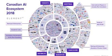 #AITheNorth Toronto & Canada's current AI Ecosystem/Community tickets