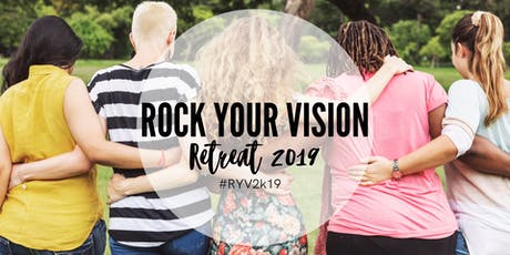 ROCK YOUR VISION YEAR-END RESET RETREAT tickets