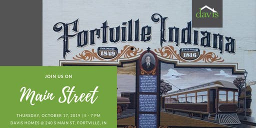 New Home Event| Fortville, Indiana