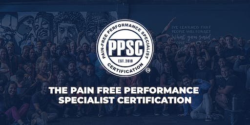 Pain-Free Performance Specialist Certification - FRANKFURT