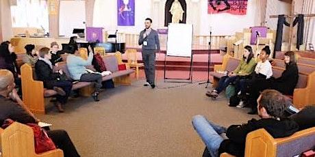 Community Organizing as a Spiritual Practice tickets
