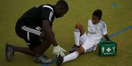Level 1 First Aid Workshop at MAFC Clubhouse 22nd October 19:00-22:00 tickets