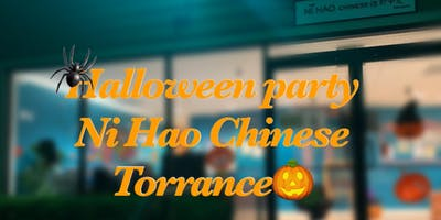 Halloween Party Ni Hao Chinese Torrance Language School