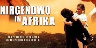 CHANGE:  Movie Night: No Where in Africa