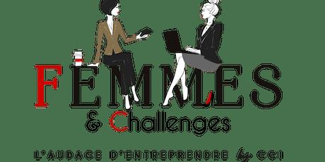 Forum Femmes & Challenges, la rencontre nationale du business au féminin billets