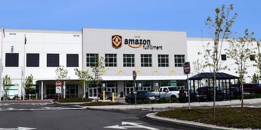 Amazon's Halloween Walk-In Hiring Event!!!