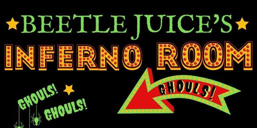 Beetlejuice's 'Inferno Room' @ Empire Live Music & Events