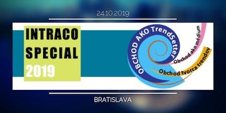 INTRACO SPECIAL 2019 tickets