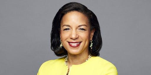 Book Talk with Ambassador Susan E. Rice