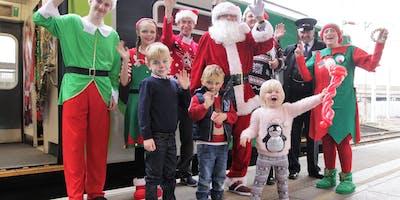 Marston Vale Line Santa Special 2019