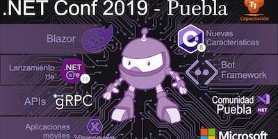 .Net Conf 2019 - Puebla
