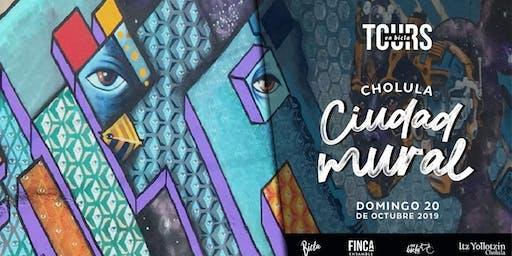 Tour EnBicla | Ciudad Mural