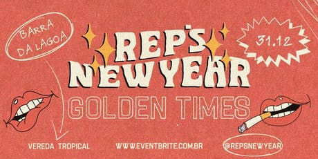 Rep's New Year ingressos