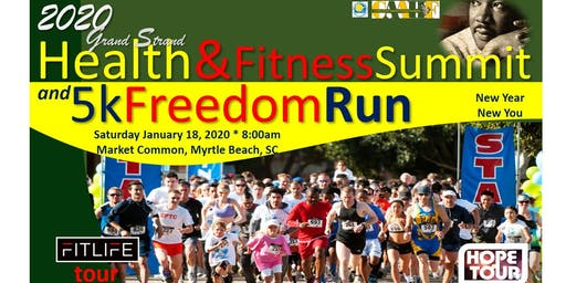 2020 Grand Strand Health & Wellness Summit and 5k Walk/Run