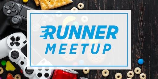 Runner Meetup - Game Day!