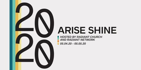 Arise Shine Conference 2020 tickets
