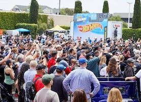 Hot Wheels Legend Tour Coming to a Downey Walmart Parking Lot