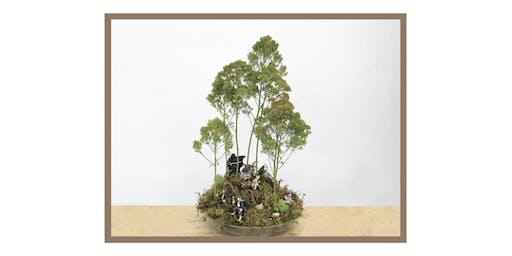 DIY Fairy Garden Forest Flower Class