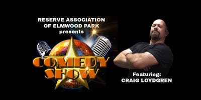 Stand-Up Comedy Night at Reserve Assoc  Elmwood  Park NJ - Nov 16th 8.30pm