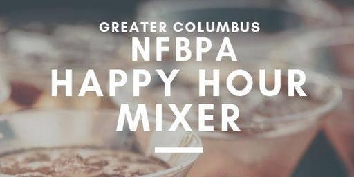 Greater Columbus NFBPA - Happy Hour Mixer