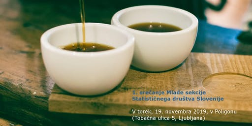 1. srečanje Mlade sekcije Statističnega društva Slovenije