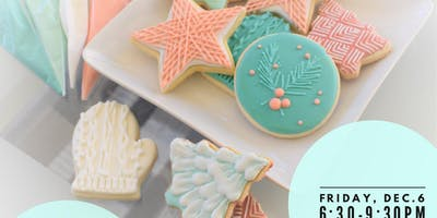 Artisan Holiday Cookie Decorating