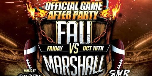 ENCORE FRIDAYS | FAU vs MARSHALL AFTERPARTY | iL Bacio