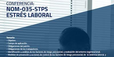 NOM 035 STPS | Estrés Laboral