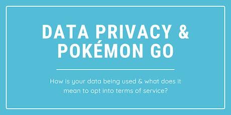 Digital Skills Hub + OU XR Meetup: Data Privacy & Pokemon GO tickets