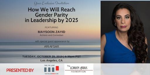 Purpose, Power, Parity: How We Will Reach Gender Parity in Leadership by 2025