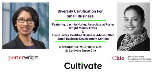 Diversity Certification For Small Business